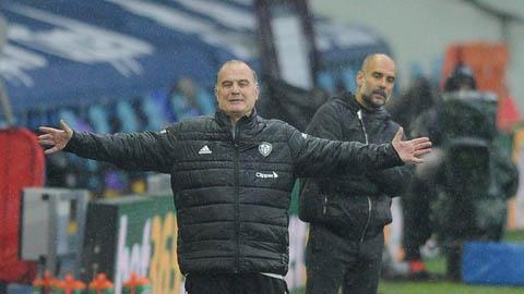 Điểm nhấn Man City 1-2 Leeds: Bielsa lần đầu đánh bại Guardiola