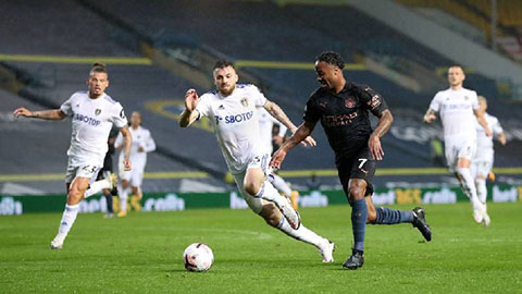 Trực tiếp Man City vs Leeds, 18h30 ngày 10/4