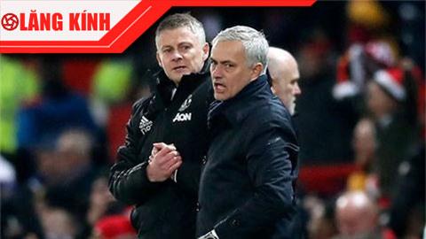 Tottenham vs MU: Tương phản Mourinho - Solskjaer