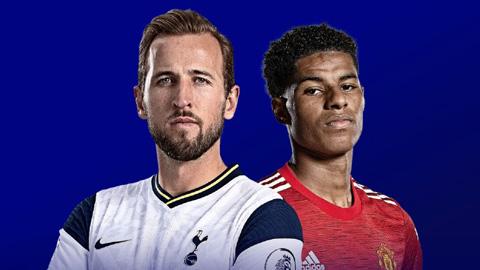 Trực tiếp Tottenham vs MU, 22h30 ngày 11/4