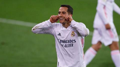 Chấm điểm Real Madrid 2-1 Barcelona: Ấn tượng Militao và Vazquez