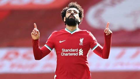 Salah thở phào khi Liverpool đã lại thắng ở Anfield