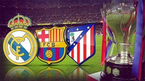 Cuộc đua vô địch La Liga 2020/21: Real nắm lợi thế dù xếp nhì bảng