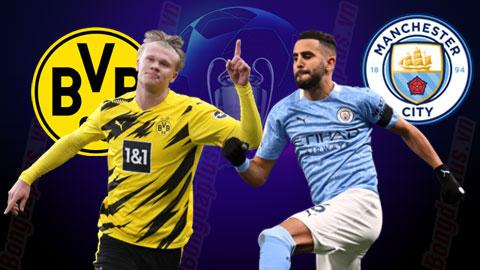 Nhận định bóng đá Dortmund vs Man City, 02h00 ngày 15/4: Vùng Ruhr nổi dậy