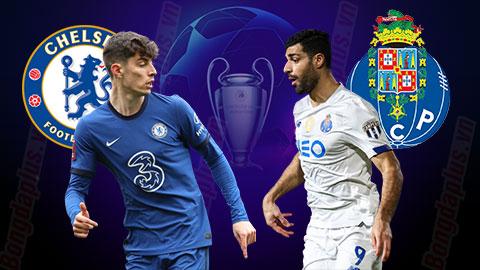Nhận định bóng đá Chelsea vs Porto, 02h00 ngày 14/4