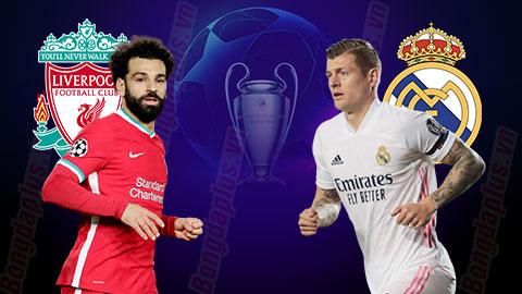 Nhận định bóng đá Liverpool vs Real Madrid, 02h00 ngày 15/4: Nỗi buồn Anfield