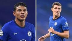 Chelsea vs Porto: Thiago Silva hay Christensen?