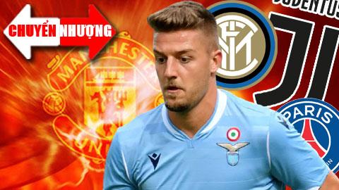 Tin chuyển nhượng 13/4: MU đại chiến với Juve, PSG và Inter vì sao Lazio