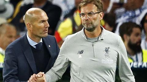 Đội hình dự kiến Liverpool vs Real Madrid: Chờ Klopp & Zidane vá hàng thủ