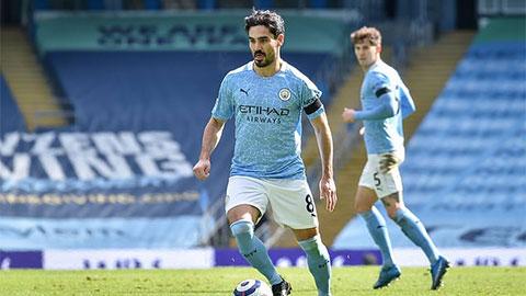 Ilkay Guendogan nêu điểm yếu cần khắc phục để Man City xóa dớp ở Champions League