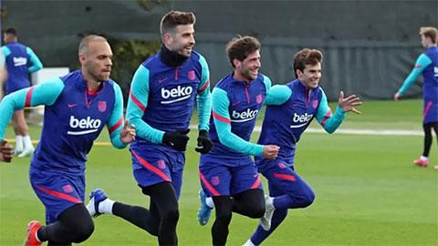 Tin giờ chót 13/4: Barcelona đón tin vui trước trận chung kết cúp Nhà vua Tây Ban Nha
