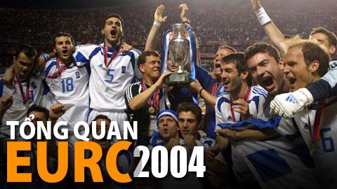 EURO 2004 của thiên thần thoại Hy Lạp