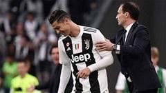 Allergi muốn bán Ronaldo nhưng Juventus không chịu