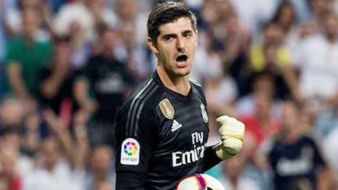 Liverpool vs Real Madrid: Điểm tựa Courtois