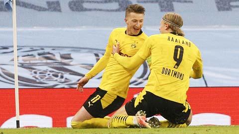 Dortmund vs Man City: Chơi rock nặng đi, Haaland!
