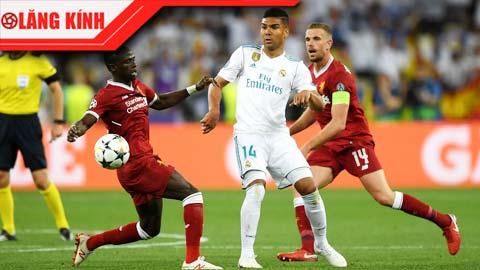 Liverpool vs Real Madrid: Bóng đá đâu chỉ là câu chuyện chiến thuật