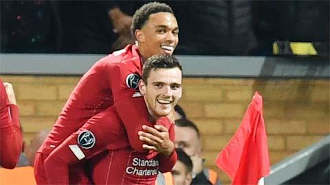 Liverpool hy vọng vào sự hồi sinh của 'đôi cánh thiên thần'
