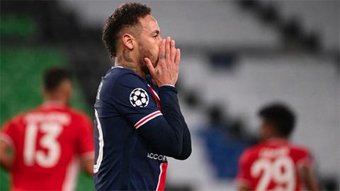 Điểm nhấn PSG 0-1 Bayern: Neymar đen đủi trong ngày vào bán kết