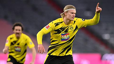 Bayern tự tin có Haaland ở mùa Hè 2022