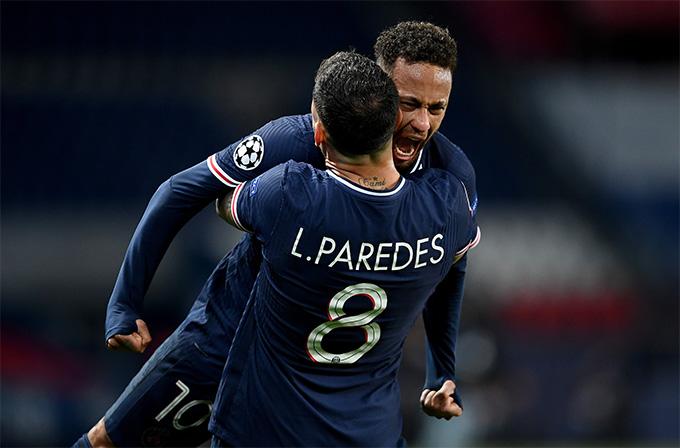 Dù khá đen đủi nhưng Neymar và các đồng đội vẫn có vé vào bán kết