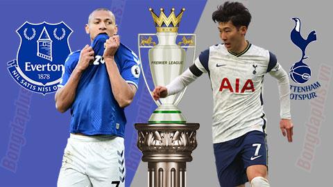 Nhận định bóng đá Everton vs Tottenham, 02h00 ngày 17/4: Cú hích cho Gà trống