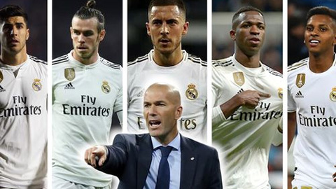 Real Madrid: Nghịch lý thế, lực bất song hành