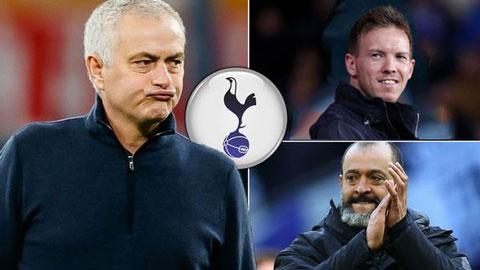 Top 6 ứng viên có thể thay Mourinho tại Tottenham