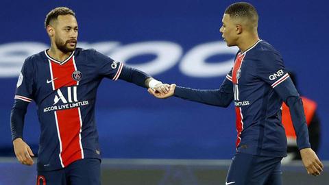 Chấm điểm PSG 0-1 Bayern: Song sát Neymar - Mbappe sáng nhất
