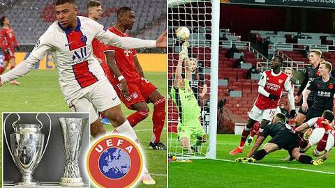 UEFA chuẩn bị có sự thay đổi ở luật bàn thắng sân khách