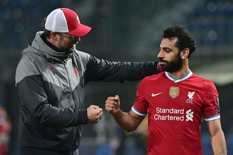 Từng 2 mùa liên tiếp là Vua phá lưới Premier League nhưng Salah vẫn đứng ngoài Top 10 cầu thủ hưởng lương cao nhất giải