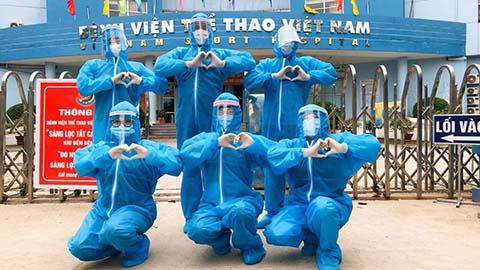 Bệnh viện Thể thao Việt Nam: 14 năm và giấc mơ vươn tầm