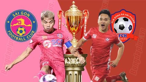 sai gon vs hai phong nhan dinh - oxbet.com đưa tin ài Gòn FC vs Hải Phòng, 19h15 ngày 17/4: Không còn đường lùi!
