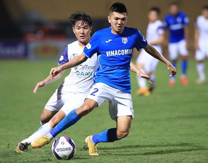 Than Quảng Ninh hy vọng trở lại sau cú ngã ngựa trước Hà Nội FC - Ảnh: Phan Tùng
