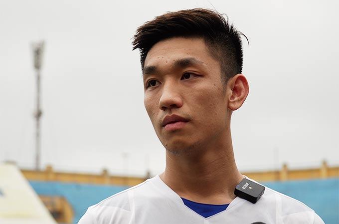 Trọng Đại đánh giá cao đối thủ Than Quảng Ninh
