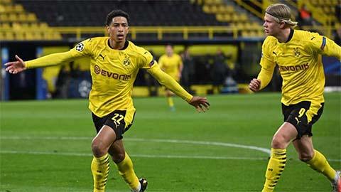 Dortmund bị loại nhưng Bellingham đi vào lịch sử