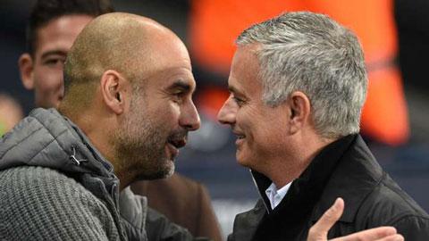 Guardiola cân bằng kỷ lục của Mourinho, phá lời nguyền tứ kết với Man City