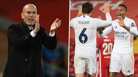 Real Madrid: Những người hùng bất ngờ & cái tài của Zidane