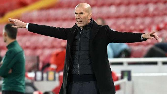 Zidane đang chứng minh khả năng cầm quân đáng nể của mình