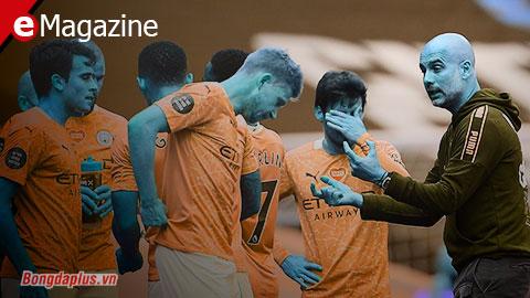 Man City đừng mơ về một triều đại thống trị Premier League