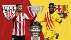 Nhận định bóng đá Athletic Bilbao vs Barcelona, 02h30 ngày 18/4: Barca đòi nợ