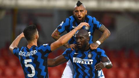 Inter là ''Vua đại chiến''