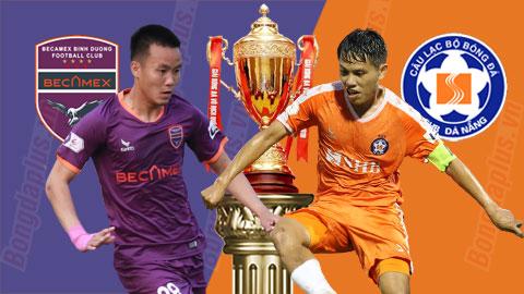 Nhận định bóng đá B.Bình Dương vs SHB Đà Nẵng, 17h00 ngày 18/4: Thay tướng có đổi vận?