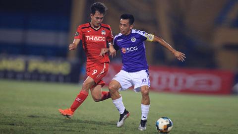Nhận định bóng đáHAGL vs Hà Nội FC, 17h00 ngày 18/4: Cuộc chiến 'long trời lở đất'