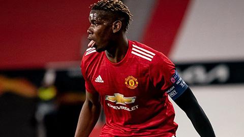 Pogba nói gì khi được trao tấm băng đội trưởng MU