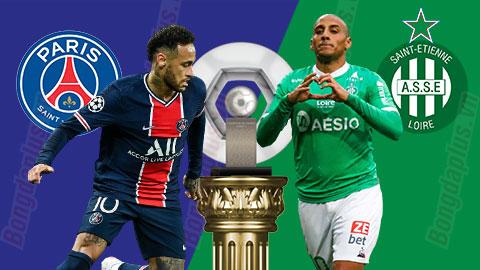 Nhận định bóng đá PSG vs St.Etienne, 18h00 ngày 18/4: Thuần phục Quỷ xanh