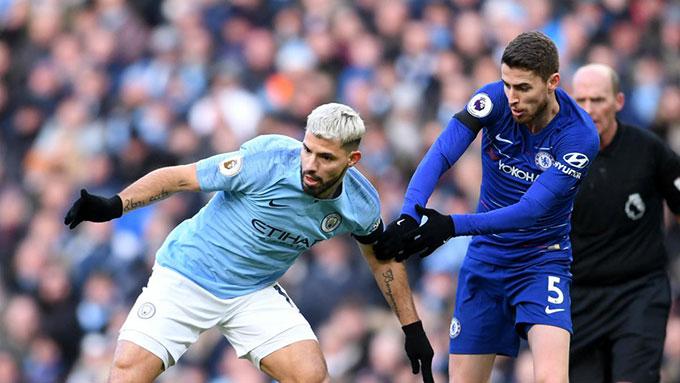 Man City quá mạnh so với Chelsea