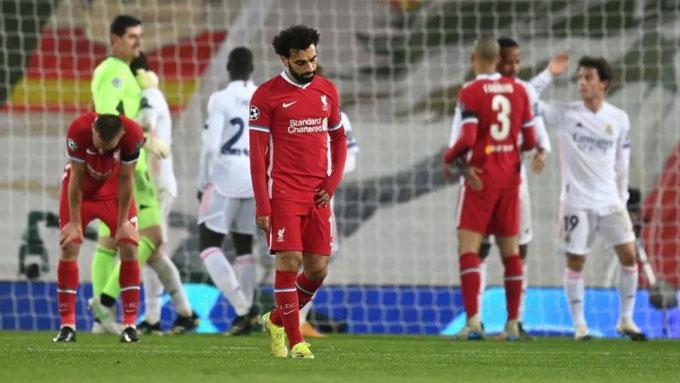 Liverpool vừa thất bại trước Real tại tứ kết Champions League và chính thức trắng tay ở mùa này