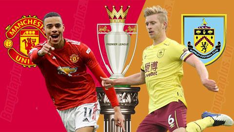 Nhận định bóng đá Man United vs Burnley, 22h00 ngày 18/4