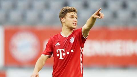 Kimmich sẽ tự mình đàm phán gia hạn với Bayern