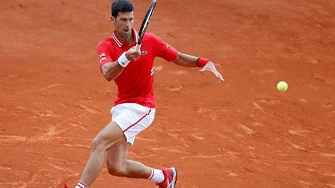 Novak Djokovic & cú bước hụt tai hại ở Monte caro